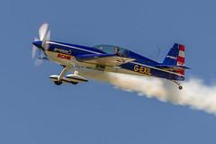 Extra 300 G-EXIL (Explored #360 24/08/2015) (John Ambler) Tags: show john photographer display aviation air photographs 300 rafa extra shoreham ambler 2015 johnambler gexil