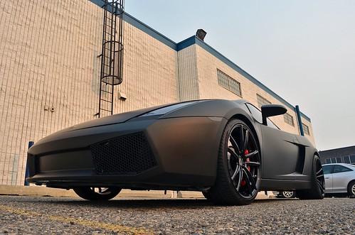 Lamborghini Gallardo от ZR Auto