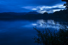 The Blues of Loch Venachar (colderby) Tags: mountains scotland loch trossachs lomand venachar