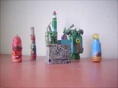 FOOTAGE FROM NAROLC'S WORLD (Narolc) Tags: art film movement julian flickr recycled surrealism objects sharing animation visual sculptures materials narolc cloran