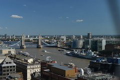 Down the Thames (From Monument) (CoasterMadMatt) Tags: city uk greatbritain bridge summer england building london tower monument thames architecture towerbridge river fire photography hall nikon view photos unitedkingdom britain cityhall great august structure photographs views gb southeast viewpoint riverthames cityoflondon greatfireoflondon southeastengland nikond3200 2015 capitalcity monumenttothegreatfireoflondon d3200 coastermadmatt summer2015 london2015 coastermadmattphotography august2015 towerbridge2015 monument2015 monumenttothegreatfireoflondon2015