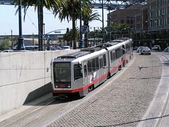 P3270313 SF Muni (jsmatlak) Tags: sanfrancisco trolley tram muni embarcadero streetcar lrv