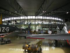 Forsvarets Flysamling.    Gardermoen. (flyhistorie) Tags: flysamlingen flymuseum luftforsvaret gardermoen forsvarsmuseet f86k f84g t33