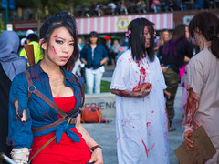 (Mark Klotz) Tags: vancouver scary undead zombies flashmob markklotz zombiewalk vancouverzombiewalk vancouverevents vancouverzombies crazyzombies vancouver2015 2015vancouverzombiewalk