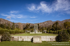 Huguenot Monument, Franschhoek, South Africa