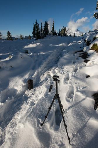 Garibaldi first snow and Paul Ridge Fat Bike ride Nov 3 2015-3