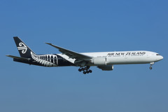 ZK-OKO Boeing B777-319ER Air New Zealand Heathrow 02nd October 2015 (michael_hibbins) Tags: