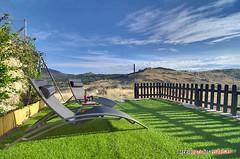 almenarahamacas (almenarayneilarural) Tags: relax panoramica vistas jardn hamacas csped tumbonas