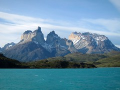 Cuernos del Paine, Chile. Photo by Miguel Vieira