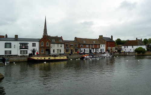 Godmanchester to St Ives 122: The Quay, St Ives