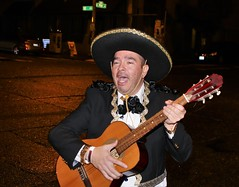 Mariachi Guy (sea turtle) Tags: seattle street halloween pine festive crowd broadway pike 12th capitolhill