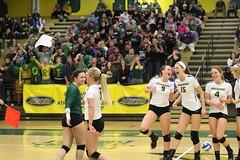 Volleyball vs Cortland 11/7/15 (BrockportAthletics) Tags: tournament volleyball vs cortland brockport 11715
