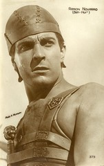 Ramon Novarro in Ben Hur (Truus, Bob & Jan too!) Tags: 1920s usa cinema film sepia vintage movie french star silent postcard screen american hollywood hero movies actor historical ramon adaptation antiquity editions acteur filmstar benhur stummfilm latinlover attore schauspieler historicalcostume muto ramonnovarro muet novarro historicalfilm cinmagazine