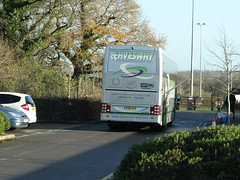 Eavesway (Coco the Jersey Bus & Coach driver) Tags: uk england bus coach hampshire southampton