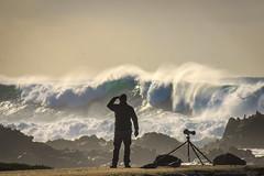 Big Surf (Jason.Chenoweth) Tags: ocean california storm beach surf waves photographer centralcoast asilomar bigwaves pointpinos