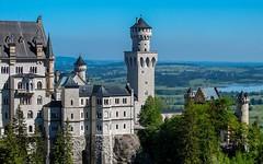 castle - Neuschwanstein (03) (Vlado Ferenčić) Tags: castles germany bayern bavaria neuschwanstein schwangau castleneuschwanstein castleschurches