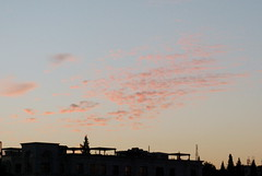 Sunset Clouds - Amman (jrozwado) Tags: sunset cloud asia amman jordan