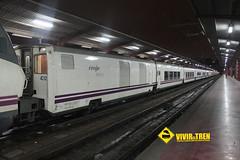 TrenHotel Madrid Chamartín (vivireltren) Tags: madrid galicia pontevedra vigo ferrol acoruña chamartín trenhotel