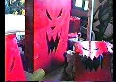 CAT (mc1984) Tags: monster cat pau atelier mc1984 tannerie