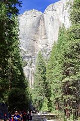 Wodospad Yosemite | Yosemite Fall