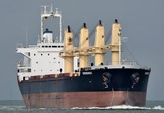 Bereket (Bernhard Fuchs) Tags: water boot boat nikon ship ships cargoships vessel cargo schiff elbe schiffe bulk cuxhaven frachtschiff frachtschiffe bulker