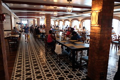 Norwegian Gem Tour: La Cucina Italian Specialty Dining Restaurant (Fred_T) Tags: cruise restaurant italian ship tour dining gem specialty ncl norwegiancruiseline lacucina