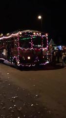 2015 December 10, Florence Christmas Parade (18) (King Kong 911) Tags: christmas trees light music cars lights police parade bands marching trucks firetrucks floats