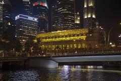Marina Bay Singapore Countdown 2016 - Cruise (gintks) Tags: singapore celebration projection goldenjubilee jubileebridge marinabay onefullerton exploresingapore singaporetourismboard sg50 yoursingapore lightedfacade gintaygintks
