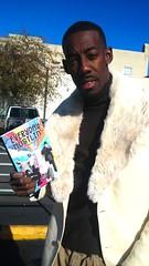 Amrahu Ibraheem_Cutty Coat Hustlin (Soul Brother Legendary) Tags: brooklyn wip bayarea philly riseup amazonbooks everydayhustlin legendaryalishabazz overtheedgebooks askamrahu