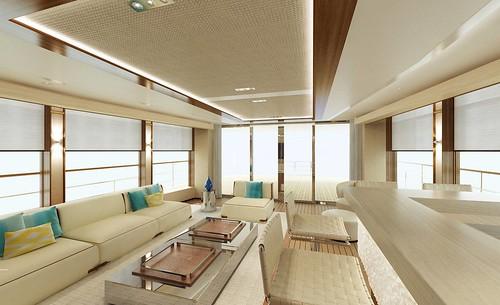 Яхта Project Nova от Heesen Yachts