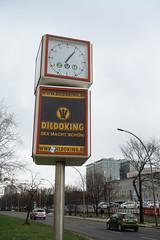 Uhr (reidab) Tags: berlin clock germany de deutschland ad friedrichshain dildoking
