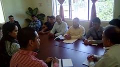 Atendimos el asunto relativo al predio donde se construyó la tienda @Coppel de Juxtlahuaca, se presentaron instancias del Sector Agrario (1)