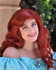 Princess Ariel_0727 (Disney-Grandpa) Tags: disneyprincess disneyland princessariel