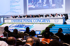 3 October - Afternoon Plenary (Universal Postal Union) Tags: 26th universal postal congress istanbul