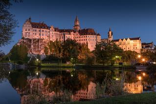 Schloss Sigmaringen (Blue Hour)