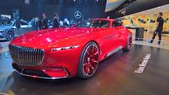 Mercedes maybach vision 6 03 (benoit.patelout) Tags: mondial automobile paris 2016 mercedes maybach vision 6