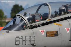 Aermacchi MB-339A 61-66, Aeronautica Militare Italiana (Latus10) Tags: 55anniversariofreccetricolori rivolto lipi friuliveneziagiulia aeronauticamilitareitaliana ami aermacchimb339 mb339a 6166 61stormo formazionelegend