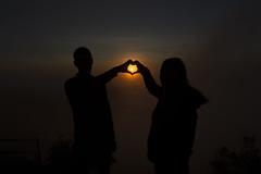 DSC_0627 (Farfeflou) Tags: bali voyage indonesie love surise aube mont batur