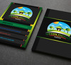 Free-Business-Card-Design-Template-For-Green-Homes (Graphic Google) Tags: businesscards businesscard businesscarddesign
