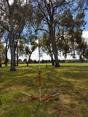 Area—SW Corner looking NE2 (heritagefutures) Tags: hindu cemetery albury nsw jelbart park cremation ground