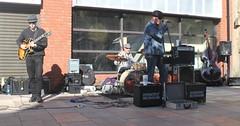 Street Musicians_Fishergate_Preston_Oct16 (Ian Halsey) Tags: streetmusicians buskers streetentertainment geotagged flickr:user=ianhalsey flickriver imagesgooglecom copyright:owner=ianhalsey exif:model=canoneos7d location:preston=fishergate