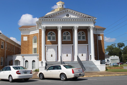 First Baptist Church, Marianna