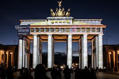 Festival of lights (Elbmaedchen) Tags: festivaloflights2016 berlin fol brandenburgertor illumination lightmapping projektionen lichtkunst