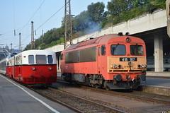 (snoeziesterre) Tags: reizen treinreizen nvbs sne 2016 hongarije sloveni oostenrijk treinen trains train travels traveling arpad motorwagen
