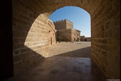 Doorway (Madrid Pixel) Tags: alcazabadealmera andalucia dorne canoneos7dmkii canonefs1022mmf3545usm almeria almera andaluca spain es