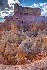 Rainbow Hoodoo City (PIERRE LECLERC PHOTO) Tags: hoodoos colors colorful brycecanyon brycecanyonnationalpark utah southwestusa pierreleclercphotography landscape nature naturalwonders desert erosion pinnacles sandstoneformations monuments hiking navajotrail travel outdoors earth roadtrip scenic natgeo southernutah unique surreal otherworldly