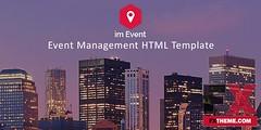Preview Event Management HTML Template TFx Inigo Elroy (JameBridges) Tags: bookingtemplates conferencetemplates eventmanagementtemplates exhibitiontemplates fairtemplates htmltemplates listingtemplates multipleeventstemplates registrationtemplates tickets