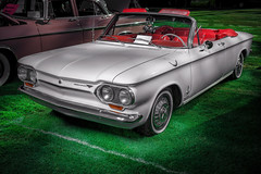 1963 Chevy Corvair Convertible (Rumbling Bald Resort, Lake Lure, North Carolina) (@CarShowShooter) Tags: geo:lat=3546186825 geo:lon=8218886554 geotagged unitedstates usa 1963chevycorvair 1963chevycorvairconvertible 2016annualvintagetincarshow 20thannualvintagetincarshow 20thannualvintagetincarshowinlakelure americanautomobile americanclassicvehicle americanmotorvehicle americanvehicle autostrobing automobilestrobing automotive car carphotography carportrait carportraiture carshow carshowphotography carstrobephotography carstrobing chevycorvair chevycorvairconvertible classiccar classiccarshow classicvehicle corvairconvertible eastcoast exposureblending fairfieldmountains httpwwwrumblingbaldcom httpswwwflickrcomphotoskenlane lakelure lightpaintedvehicle motoramicpics nikkorlens nikon2470 nikond800 northcarolina paulcbuff rumblingbaldresort rumblingbaldresortonlakelure rutherfordcounty rutherfordcountync rutherfordcountynorthcarolina vehicle vehiclestrobing véhicule vehículo voiture westernnc westernnorthcarolina wnc worldcars