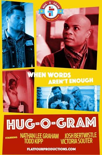 """Hug-O-Gram"" OWTFF 2016 Best WebSeries Award Winner"