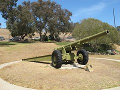 """US 155mm GPF Model 1918 1 • <a style=""""font-size:0.8em;"""" href=""""http://www.flickr.com/photos/81723459@N04/30576178916/"""" target=""""_blank"""">View on Flickr</a>"""